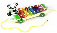 Деревянная игрушка Ксилофон 3057, 4 Вида
