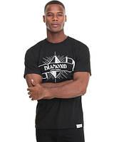 Футболка мужская с принтом Diamond supply co logo