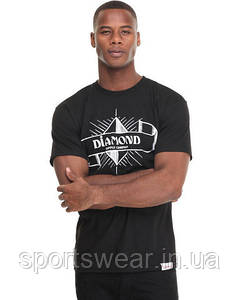 "Мужская Футболка Diamond supply co logo """" В стиле Diamond """""