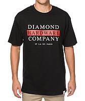 Футболка мужская стильная Diamond Supply Co Hardware Stack