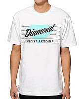 Футболка мужская стильная Diamond Supply Co Champs