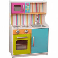 KidKraft Кухня мини радуга Deluxe Rainbow mini Kitchen