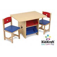 KidKraft Набор мебели Звезда стол со стульями Star Table & Chair Set
