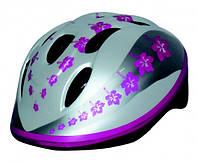 Шлем детский BELLELLI PINK LEAVES size-M (звезда)