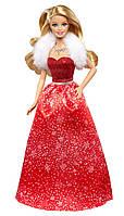 Barbie Барби праздник 2014 Holiday 2014 Doll