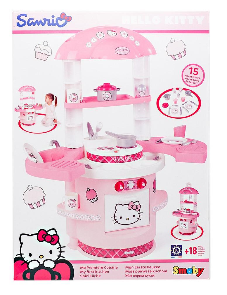 Cuisine Hello Kitty Smoby. Latest Cuisine Hello Kitty Ecoiffier ...