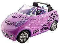 Monster High Кабриолет путешественниц Travel Scaris Convertible Vehicle