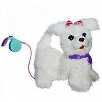 FurReal Friends Интерактивная игрушка собака Гого Get Up & GoGo My Walkin' Pup Pet