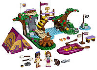LEGO Friends Спортивный лагерь Сплыв по реке Adventure Camp Rafting 41121