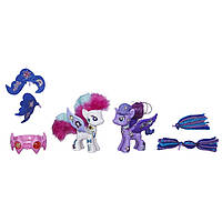 My Little Pony Пони поп делюкс Рарити и Принцесса Луна Pop Rarity and Princess Luna Deluxe Style Kit