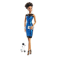 Barbie Коллекционная кукла серии Взгляд Барби The Barbie Look Night Out DGY11