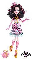Monster High Дракулаура из серии Пираты Shriekwrecked Nautical Ghouls Draculaura Doll