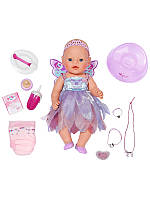 Zapf Интерактивный пупс Фея Creation Baby born fairy
