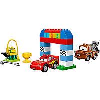 LEGO DUPLO Гонки на Тачках Disney Pixar Cars Classic Race 10600