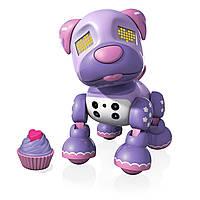 Zoomer Интерактивный щенок Кексик Zuppies Interactive Puppy Zuppy Love Cupcake