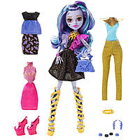 Monster High Джинни Висп Грант Я люблю моду I Love Fashion Djinni Whisp Grant New 2016 DMF96