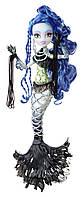 Monster High Сирена Фон Бу из серии Слияние Монстров Freaky Fusion Sirena von Boo Doll