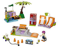 LEGO Friends Скейт-парк в Хартлейк Сити Heartlake Skate Park Building Kit 41099