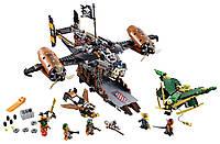 LEGO Ninjago Цитадель несчастий Misfortune's Keep 70605