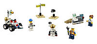 LEGO City Набор для начинающих Космос Space Port 60077 Space Starter Building Kit