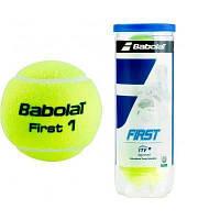 Мячи для большого тенниса Babolat First ,3шт