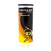 Мячи для большого тенниса Dunlop 3 шт.