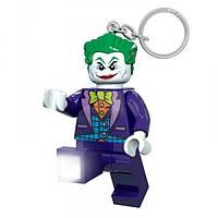 LEGO Брелок-фонарик Супергерои Джокер DC Universe The Joker Key Light