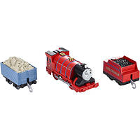 Fisher-Price Thomas the Train Томас и Друзья моторизированный паровозик Майк TrackMaster Motorized Mike Engine