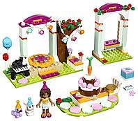 LEGO Friends День рождения Birthday Party 41110