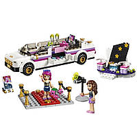 Lego Friends Поп звезда лимузин Pop Star Limo Set 41107