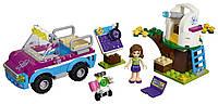LEGO Friends Звездное небо Оливии Olivia's Exploration Car 41116