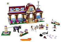 LEGO Friends Клуб верховой езды в Хартлейке Heartlake Riding Club Building Kit 41126