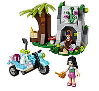 LEGO Friends Первая помощь в джунглях на байке First Aid Jungle Bike 41032