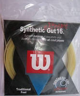 Струны Wilson Synthetic Gut 16