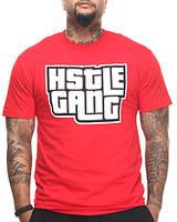 Футболка мужская с принтом Hustle Gang grand hustle