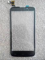 Тачскрин сенсорное стекло для Prestigio MultiPhone 5517 Duo black