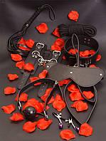 Набор различных секс игрушек,BDSM STARTER KIT