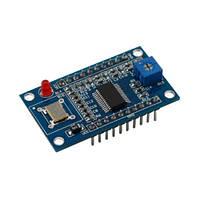 Генератор сигнала синтезатор частот AD9850 Arduino