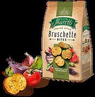 Гренки Bruschette Mediterranean Vegetables  Maretti, 70 гр