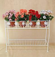 Подставка для цветов Мальва 3., фото 1