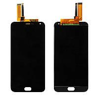 Модуль (дисплей + сенсор) Meizu M2 (Mini) black original