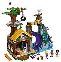 LEGO Friends Спортивный лагерь Дом на дереве Adventure Camp Tree House 41122
