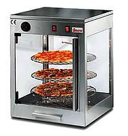 Тепловая витрина для пиццы SIRMAN VETRINETTA D38