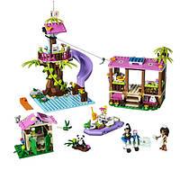 LEGO Friends Джунгли Штаб спасателей Jungle Rescue Base Building Set 41038