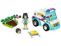 LEGO Friends Ветеринарная скорая помощь 41086 Vet Ambulance