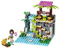 LEGO Friends Спасение из ловушки в джунглях Jungle Falls Rescue 41033
