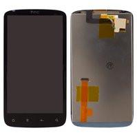 Дисплей для мобильных телефонов HTC G14, Z710e Sensation, с сенсорным экраном