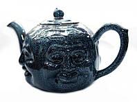 """Чайник керамический """"Четыре Хотея"""""""