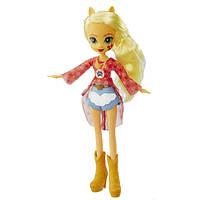 My Little Pony Девочки Эквестрии Эпплджек Легенды лагеря Equestria Girls Legend of Everfree Applejack Doll