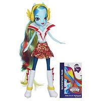 My Little Pony Девочки Эквестрии Рэйнбоу Дэш Радужный рок Equestria Girls Rainbow Dash Doll Rainbow Rocks